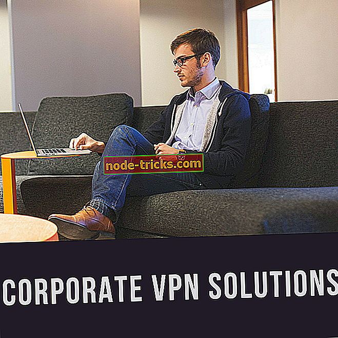 Topp 6 Corporate VPN-løsninger for å øke forretningen din [2019 Liste]