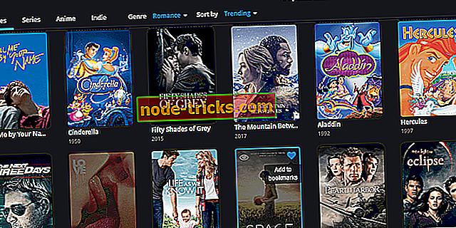 ИСПРАВЛЕНИЕ: VPN не работает с Popcorn Time