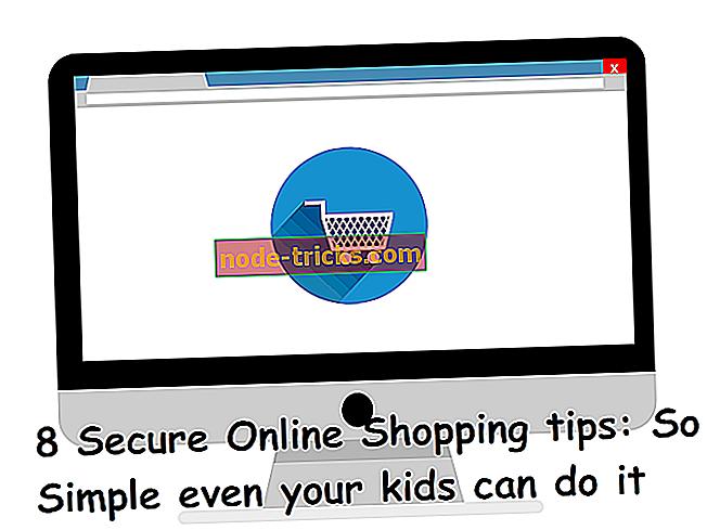 Tih 8 sigurne online shopping savjete su tako jednostavna, vaša djeca mogu to učiniti