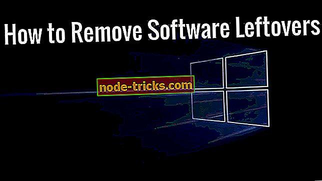 окна - Как удалить остатки программного обеспечения