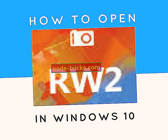 Voit avata RW2-tiedostoja Windows 10: ssä